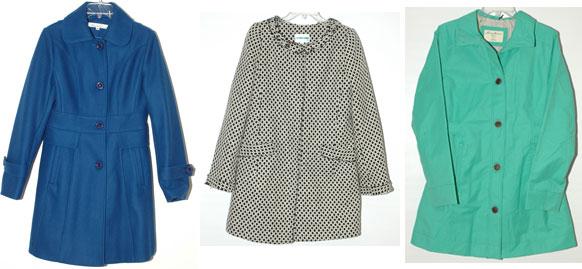 New coats - February 2013