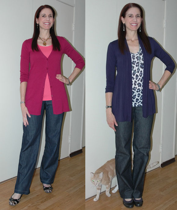 March 2013 Favorite Outfits 3 and 4