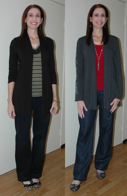 Project 333 Week Three - Outfits 2 and 3