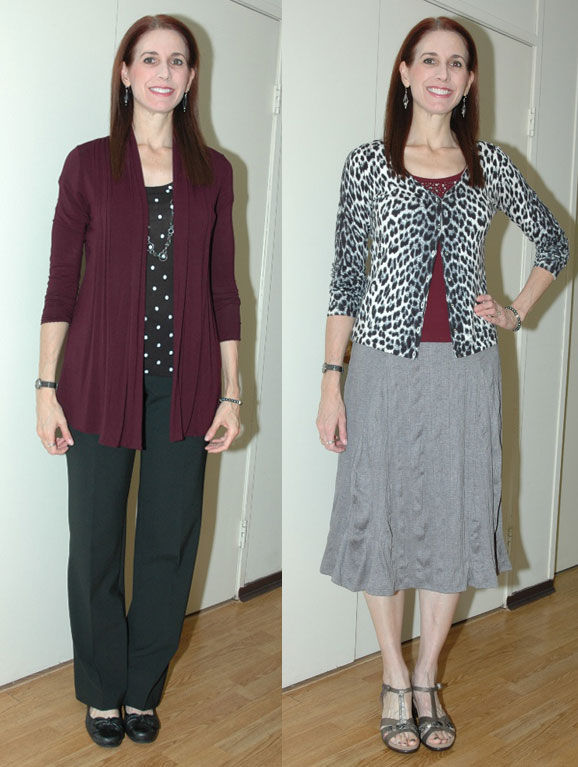 Project 333 Week 4 - Outfits #2 and #3