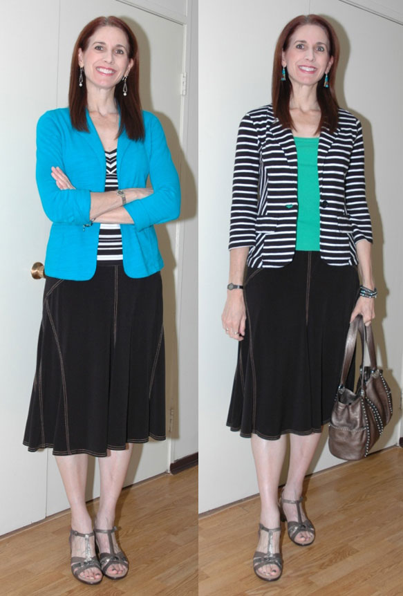 Project 333 Week 5 - Outfits #1 and #33