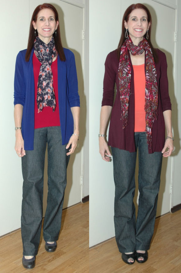 Project 333 Week 5 - Outfits #4 and #5