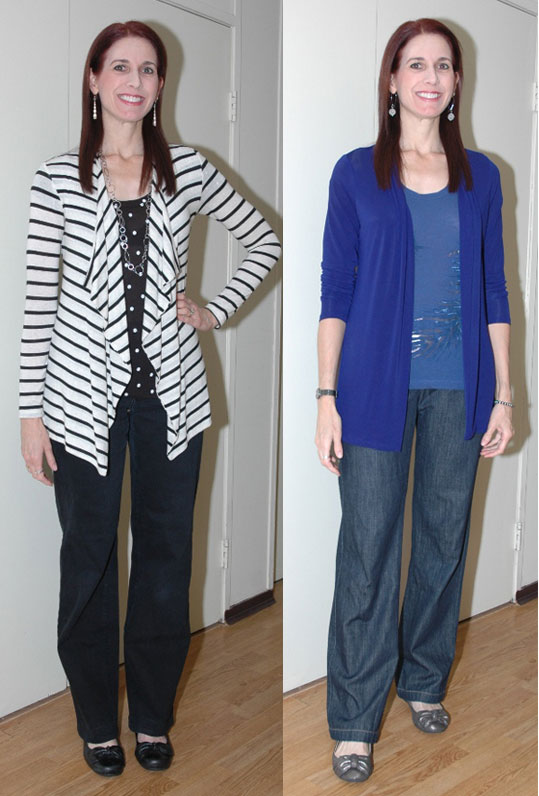 Project 333 Week Six - Outfits #1 & #2