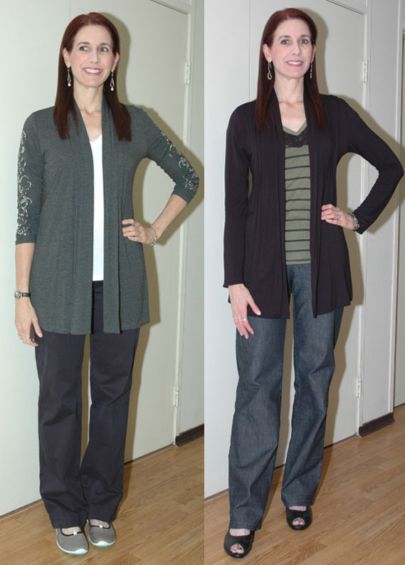 Project 333 Week Six - Outfits #3 & #4