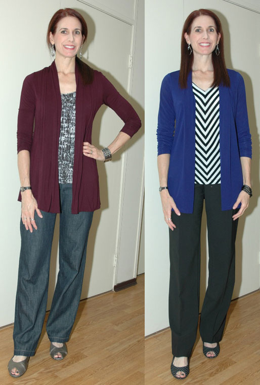 Project 333 Week Six - Outfits #5 & #6
