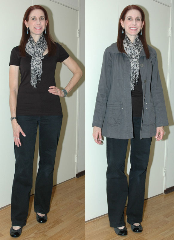 Project 333 Week Six - Outfit #7