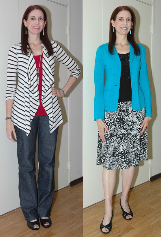 Project 333 Week 7 - Outfits #1 and #2