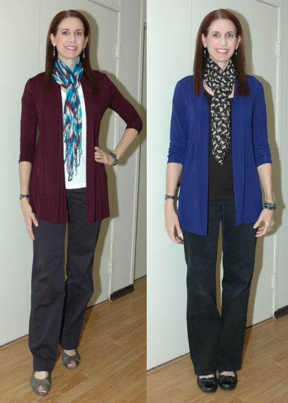 Project 333 Week 8 - Outfits #1 and #2