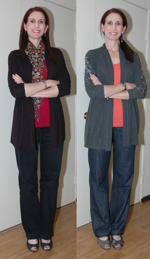 Project 333 Week Ten - Outfits #1 and #2
