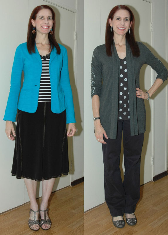 P333 Week 12 - Outfits #1 and #2