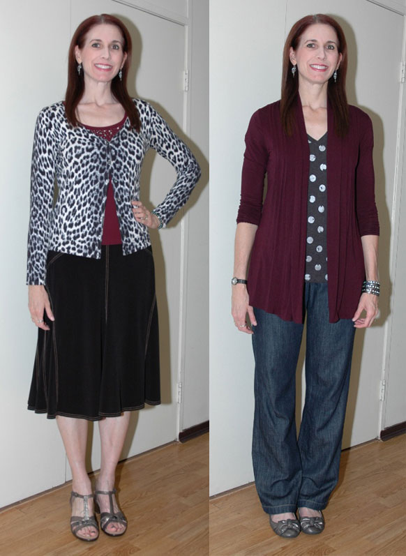 Project 333 Week Nine - Outfits #1 and #2