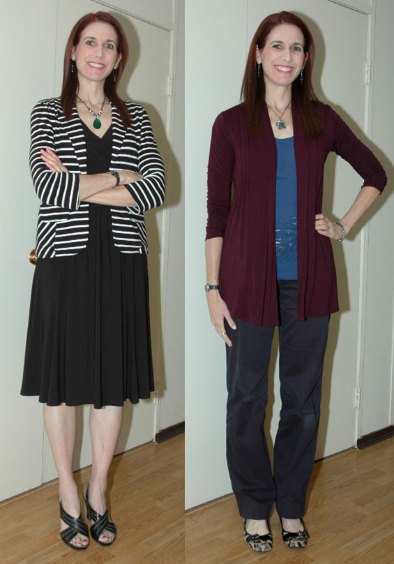 Project 333 Week Nine - Outfits #5 and #6