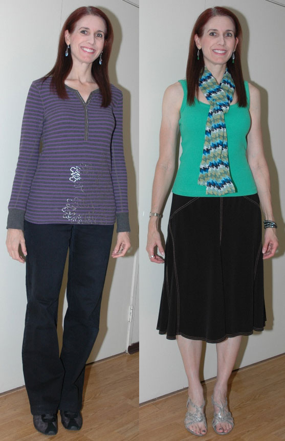 P333 Week 13 - Outfits #1 and #2