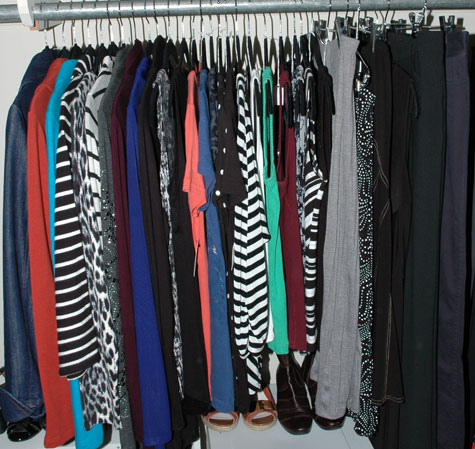 Project 333 Minimalist Wardrobe