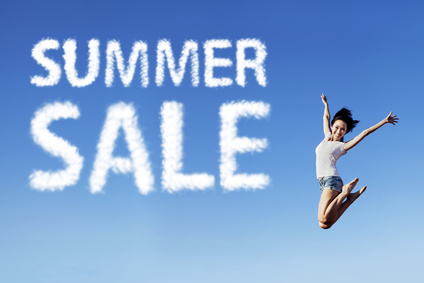 Avoiding summer sale temptations