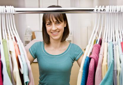 Clothes make you smile