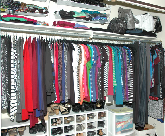 My Closet - January 2014