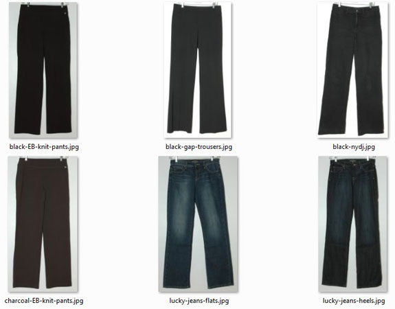 P333 Round Two Pants & Jeans