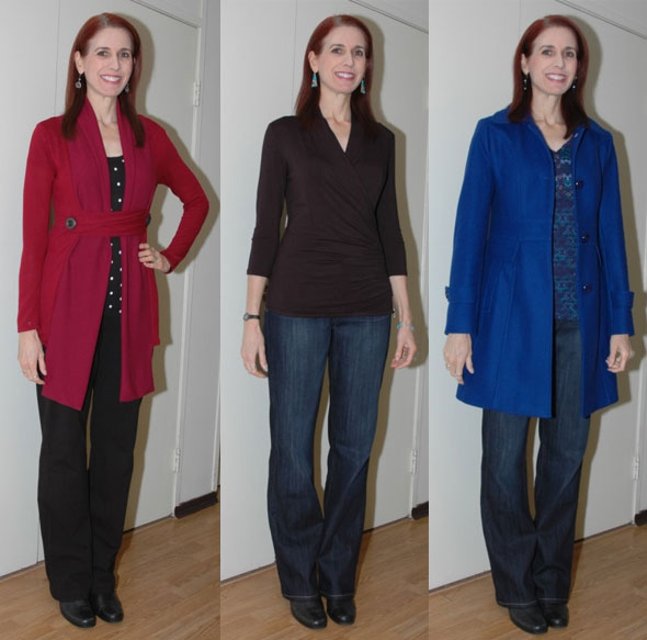 Project 333 Round Two Outfits 4-6