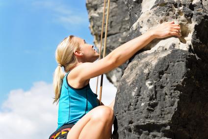 A Difficult Climb