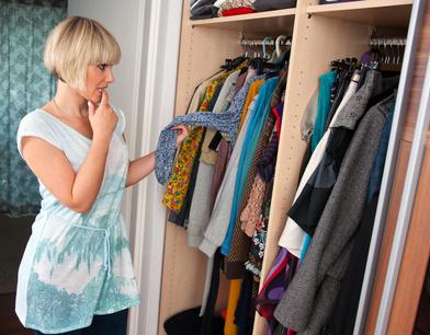 Closet Personality Types