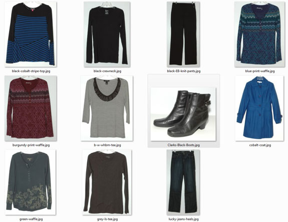 Casual Clothing Capsule