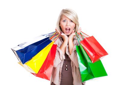 Shopaholic relapse