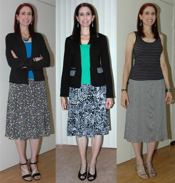 Problematic Skirt Outfits