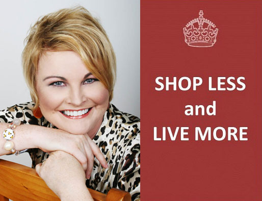 Jill-Chivers - Shop Less and Live More