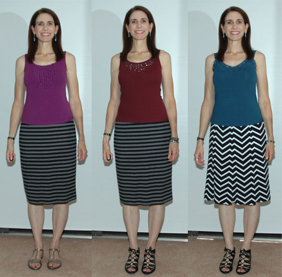 Skirt Outfits - Part 1