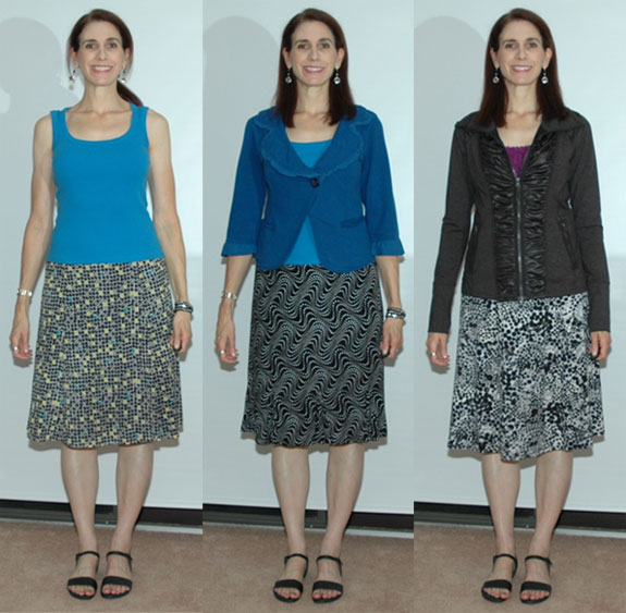 Skirt Outfits - Part 2
