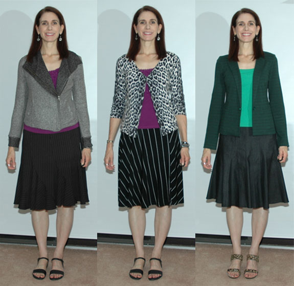 Skirt Outfits - Part 3