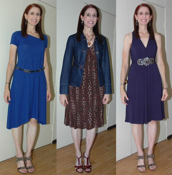 2014 Favorite Outfits - Knee-Length Dresses