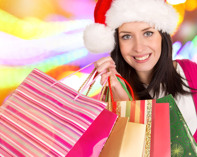 Holiday Overshopping