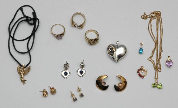 November 2014 Fine Jewelry Purge