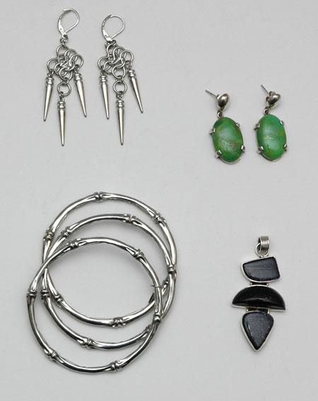 November 2014 - New Jewelry