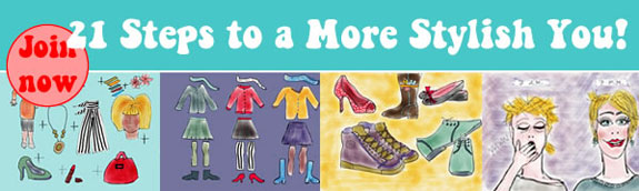 21 Steps to a More Stylish You!
