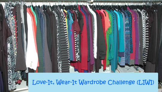 Love It, Wear It Challenge