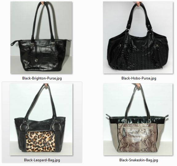 Apr15-April 2015 Working Closet - Purses