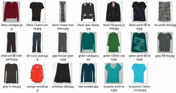 Purged Clothing - May 2015