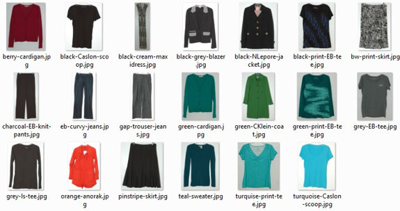 Purged Clothing - May 2015