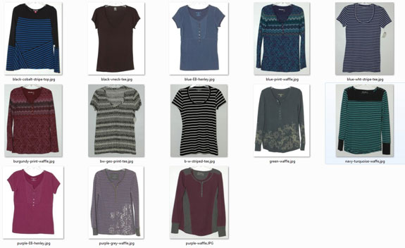 2015 Cool Weather Favorites - Tops