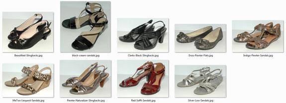 May 2015 - Unworn-Shoes