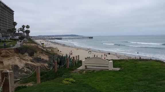 Pacific Beach View