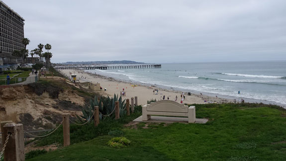 Pacific Beach View