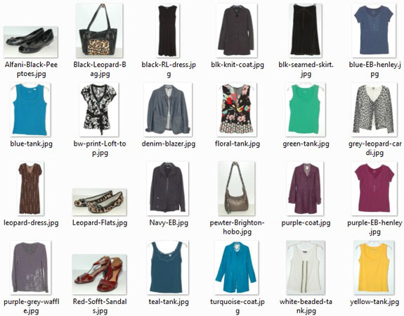 Pre-2010 Items