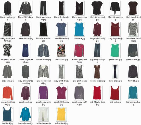 Pre-2012 Clothes