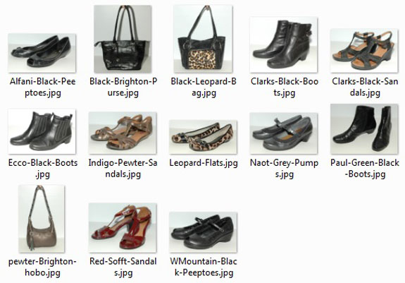 Pre-2012 Shoes and Bags