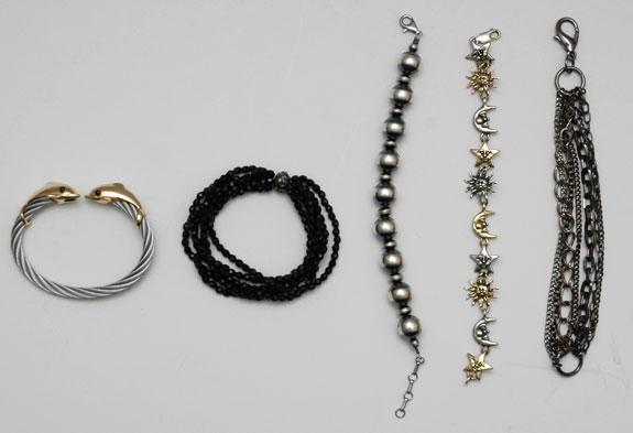 May 2015 - Unworn Bracelets