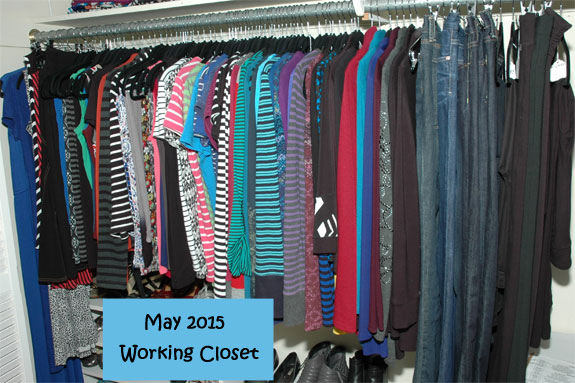 Working Closet - May 2015